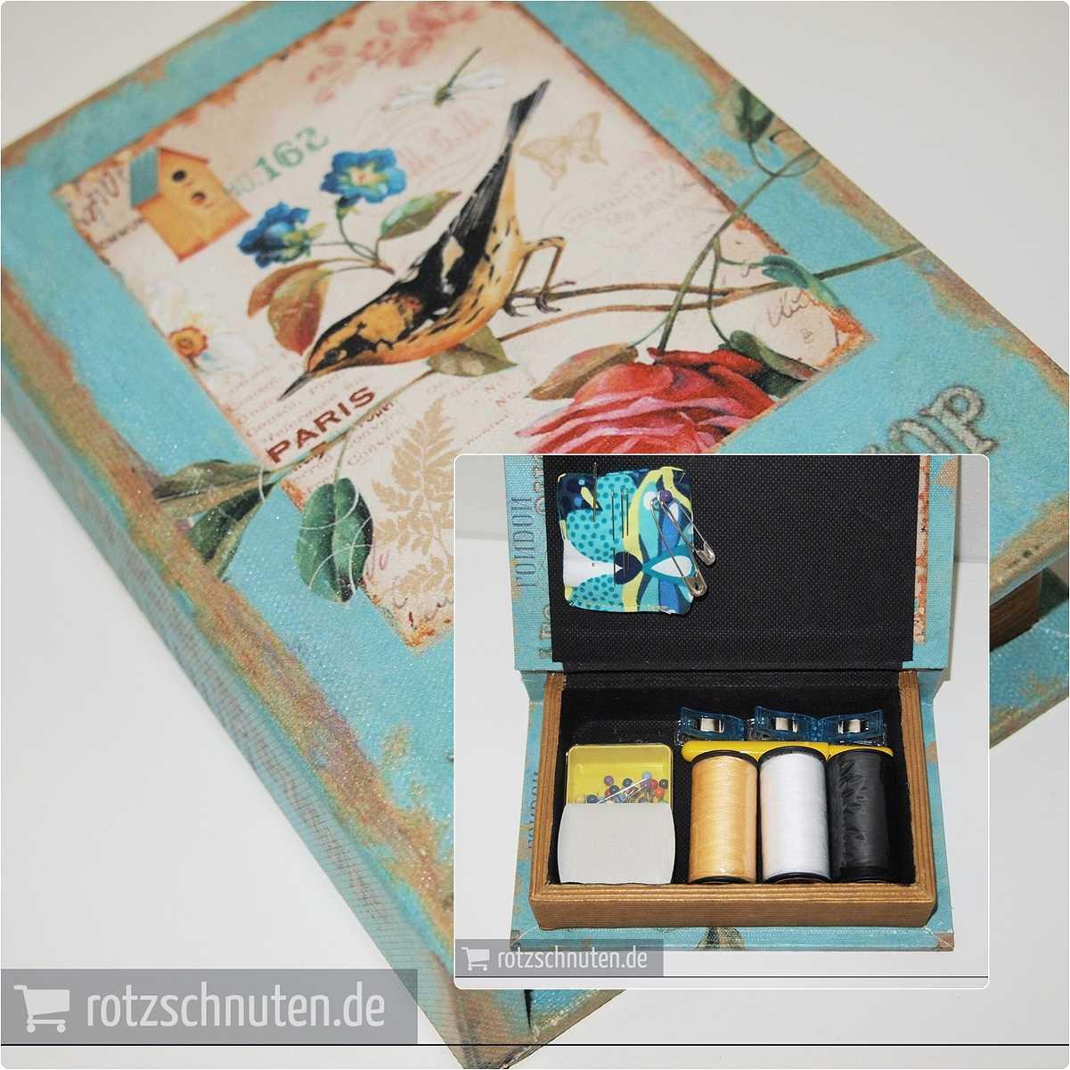 nostalgisches n hk stchen aus holz mit inhalt buch geschenkset no 4 rotznasen zuckerschnuten. Black Bedroom Furniture Sets. Home Design Ideas